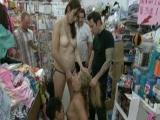 Public Disgrace: 99 Cent Whore