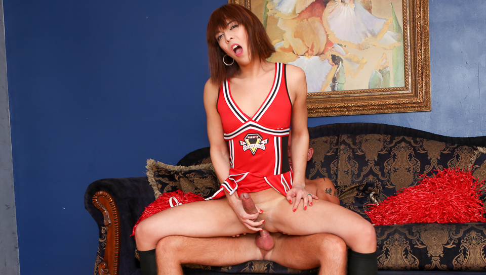 Watch Transsexual Cheerleaders #15 (Tranny Pros) XXX Porn Tube Videos Gifs And Free HD Sex Movies Photos Online