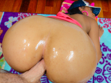 Black Anal Beauties #03