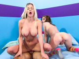 Alana Rains And Sienna Day