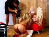 Silvia And Stacey Silver – Two Hot Blondes